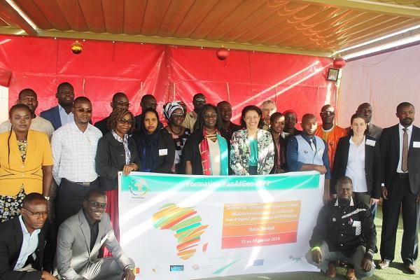Renforcement des compétences des services géologique africains : ouverture à Dakar d'un atelier technique et scientifique sur la modélisation géologique en 3D