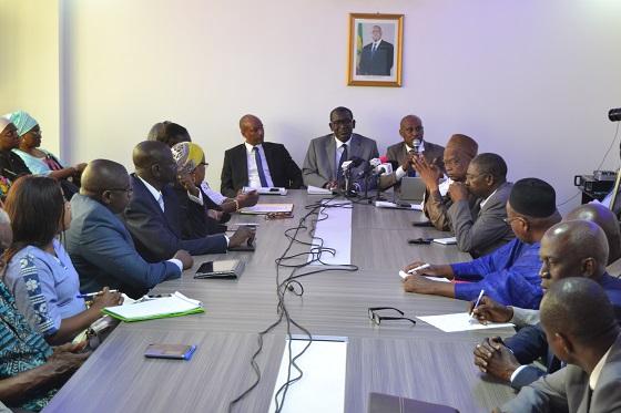 Entre Dr Cheikh Kante et le  club Sénégal Emergent : Vers un partenariat fécond autour du PSE