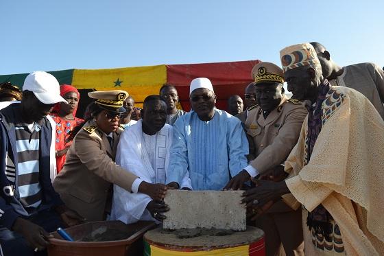 Pose de la première pierre de la Maison des pêcheurs : Ngor bénéficie  d'une  infrastructure de plus  100 millions F CFA