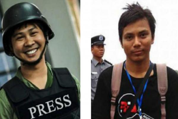 Birmanie : Pétition de Reporters Sans Frontières pour la libération de 2 journalistes de l'agence Reuters arrêtés depuis près de deux mois