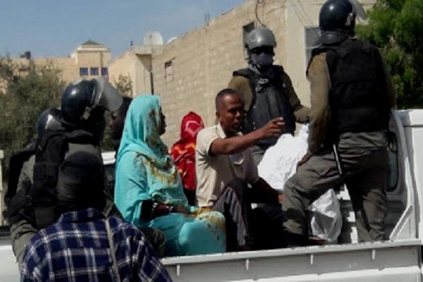 Mauritanie : la vague d'arrestation continue dans les rangs d'IRA  après une manifestation