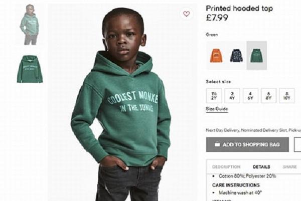 Publicité raciste : La colère ne faiblit pas contre le groupe H&M, le chanteur canadien TheWeeknd arrête sa collaboration