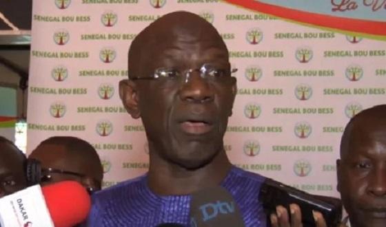 Présidentielle 2019 : Me Mame Adama Guèye déclare sa candidature