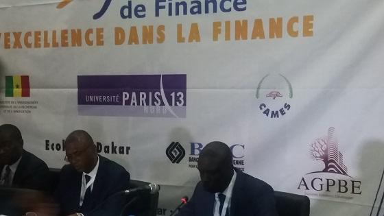 Colloque international sur la finance :  Cadre de réflexions sur l'impact des innovations financières et technologiques sur le système bancaire