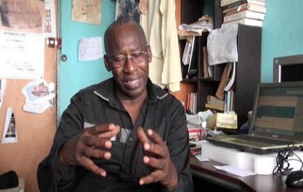 Nécrologie : décès brutal du Directeur de l'IFAN, le professeur Ibrahima Sow