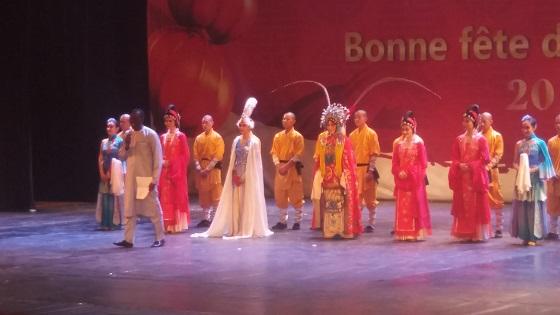 Célébration du printemps chinois : La culture de la Chine revisitée à Dakar