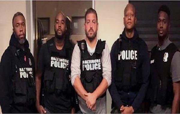 États-Unis : le comportement très choquant des ripoux des forces de l'ordre de Baltimore