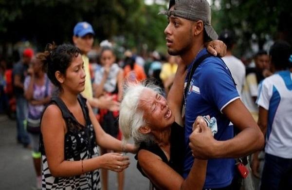 Venezuela : 68 personnes dans l'incendie d'un commissariat au nord du pays