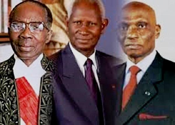 Senghor, Diouf et  Wade ont toujours refusé de passer pour des marionnettes devant la France