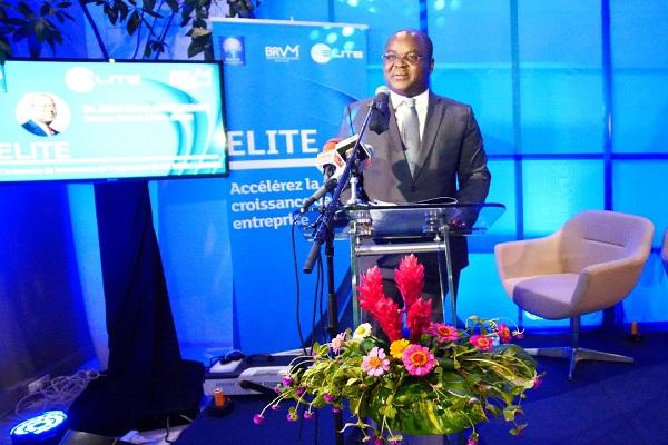 La BRVM dévoile sa première cohorte :  Elite BRVM Lounge et accès des entreprises de l'UEMOA au financement à long terme  présentés