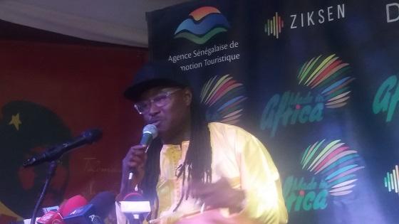 Didier Awadi à propos de la situation politique  du pays :  « Il y a un problème criard d'injustice »