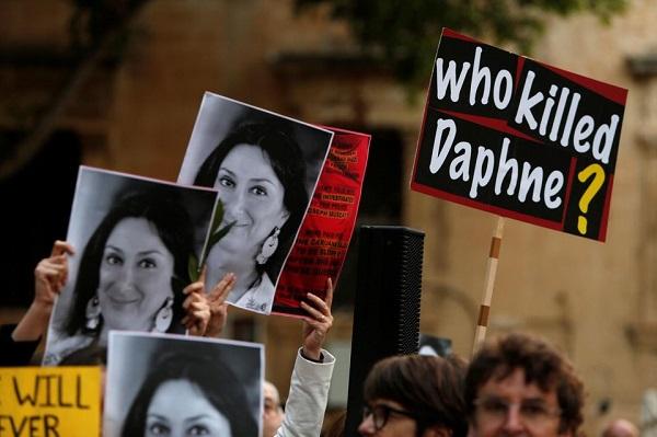 Lutte contre la corruption : six mois après l'assassinat brutale d'une journaliste investigatrice maltaise…