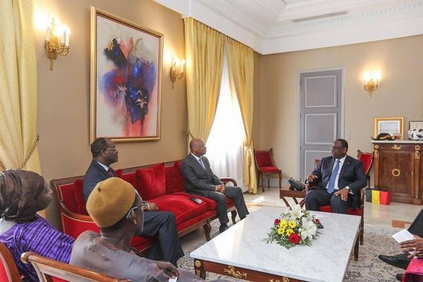 Coopération communautaire : Jean-Claude Kassi Brou échange avec Macky Sall et visite  des structures de la CEDEAO à Dakar
