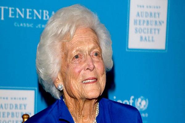 Etats-Unis : décès de l'ancienne première dame Barbara Bush, mère de Bush Junior