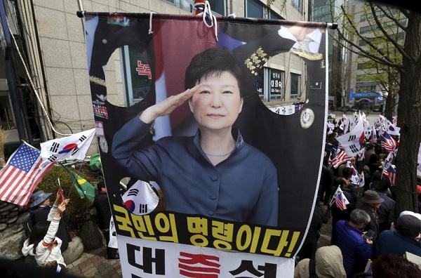 Corée du Sud/corruption : Park Geun-hye l'ex présidente, fille de l'ancien dictateur, condamnée à 24 ans de prison
