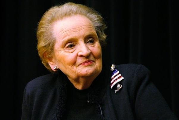 Madeleine Albright juge  Trump:  « c'est le président le plus antidémocratique» de l'histoire des États-Unis