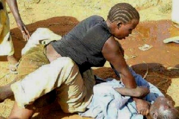 Nigéria : Ozioma Ezeugwa, une femme connue pour avoir battu plusieurs hommes,  arrêtée pour en avoir bastonné un autre