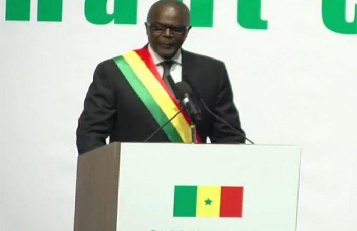 Mon Adieu à Tanor Par  Cheikh Tidiane Dieye,