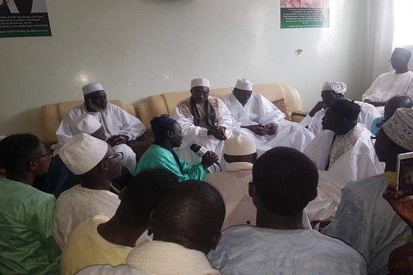 Commémoration descente spirituelle de »Sanguebi» de Ouakam/23ième  édition :  Thierno Amadou Ba demande aux imams et guides religieux d'appliquer les recommandations du Saint Coran
