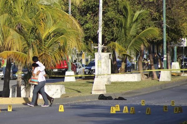 Mexique : 14 meurtres en 36 heures, les rues de Cancun en couleur rouge se vident de leurs touristes