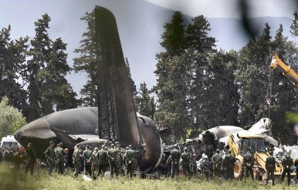 257 morts dans le crash d'un avion militaire : l'Algérie décrète un deuil national de trois jours