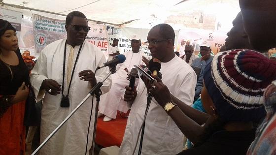 Prise en charge des dialysés:  Aucune interruption selon Abdoulaye Diouf Sarr