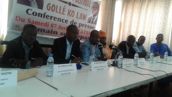 Frustration des militants de l'APR à  Matam:  Farba Ngom, Kalidou Wagué et Abdoulaye Salli Sall indexés