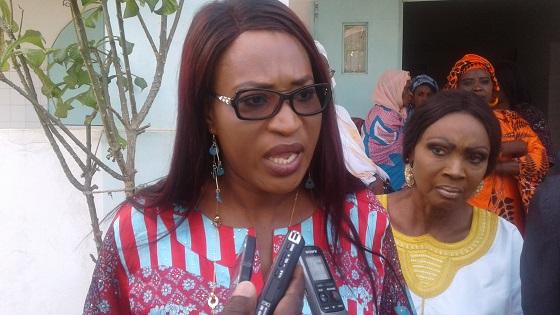 Zahra Iyane Thiam sur le parrainage :  « L'opposition boycotteuse veut alimenter un débat malsain »