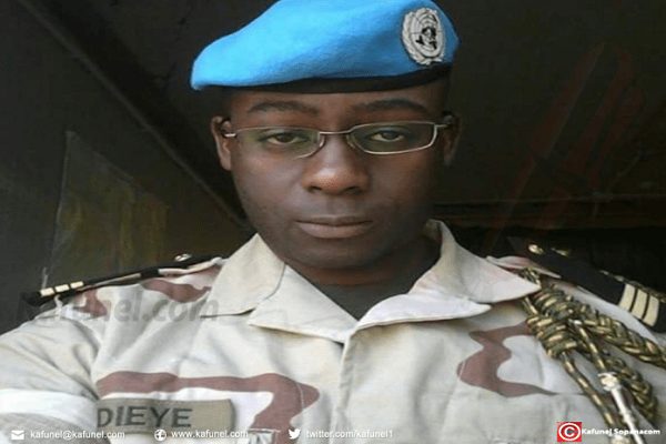 Armée sénégalaise : Le capitaine Mamadou Dièye radié des cadres d'active et versé dans les réserves comme soldat (DIRPA)