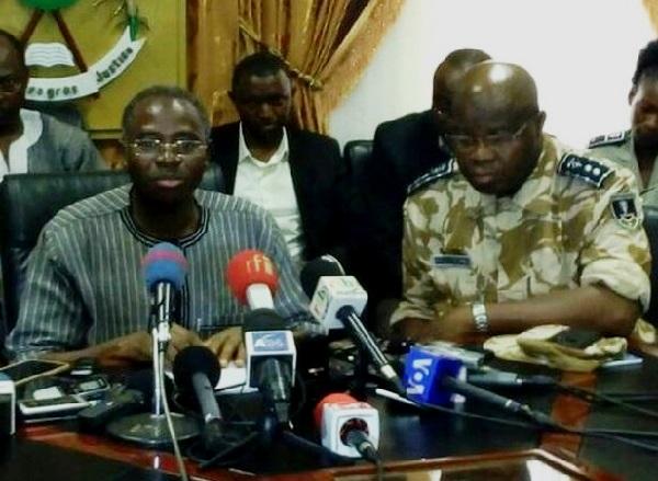 Burkina : une opération d'arrestation fait quatre morts à Ouagadougou