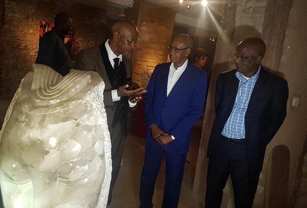Dak-art 2018 : Le plaidoyer poignant du sculpteur Ousmane Gueye pour un art africain plus compétitif