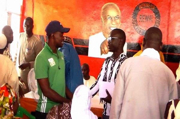 Inauguration de la permanence Rewmi à Louga : un moment choisi pour descendre en flammes le régime de Macky