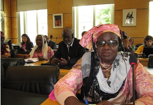 La Mauritanie devant Le Comité pour l'élimination de la discrimination raciale (CERD)-Genève