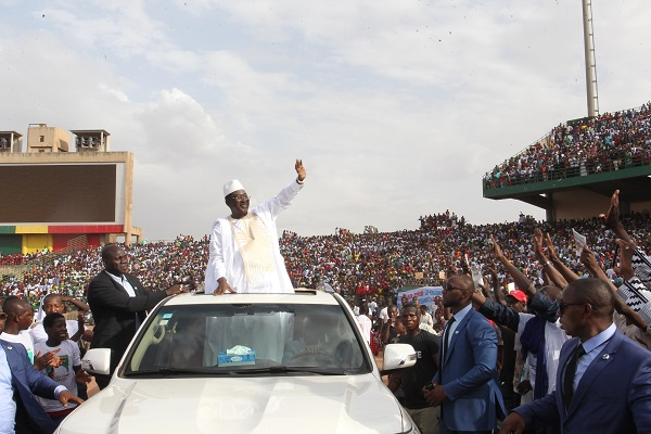 Mali : naissance d'une nouvelle coalition de l'opposition