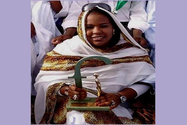 Mauritanie : Mme Mariem Cheikh,une dirigeante d'IRA-Mauritanie arrêtée en répression de l'expression et du militantisme pacifique