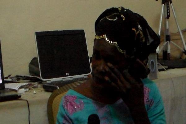 Louga : appel à la solidarité, une femme de 43 ans et ses 8 enfants exposés à la misère