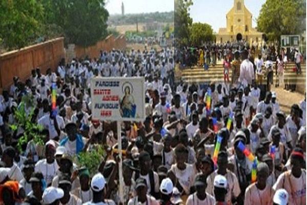Poponguine 2018 :  plus 2000 scouts pour accompagner les tâches du pèlerinage Marial