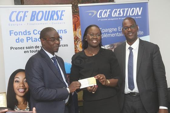 Epargne collective et individuelle dans les PME/PMI :  Le CDES, la CGF Gestion et CGF Bourse scellent un partenariat