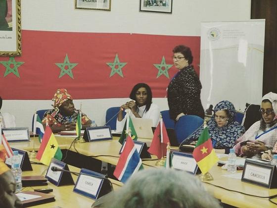 Nouvelles technologies de l'information et de la communication (NTIC) :  Des femmes sénégalaises du secteur de la pêche  en formation au Maroc