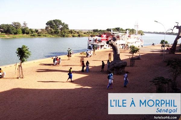 Tourisme: à la découverte de Morfil, l'Ile aux ivoires du Sénégal