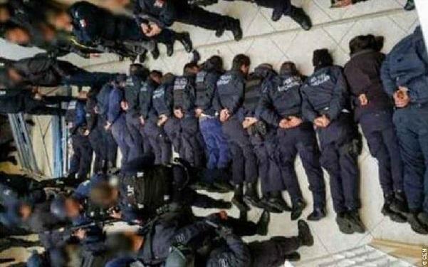 Campagne électorale la plus sanglante du Mexique : arrestation ahurissante de toute la police d'Ocampo suite à l'assassinat d'un candidat à la mairie