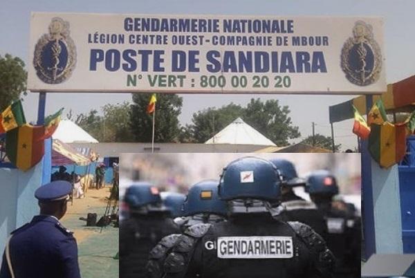 Sandiara : deux proches d'une même famille tués dans deux accidents de la route, les populations expriment leur ras-le bol