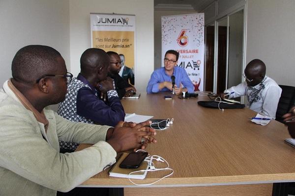 Jeremy Hodara, fondateur e-commerce Jumia : « Le e-commerce n'est pas un luxe pour l'Afrique »