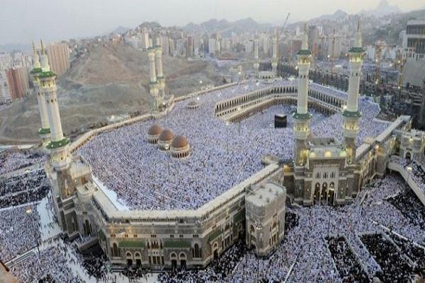 Suicide à la Mecque: un français se jette dans le vide depuis le toit de la Grande Mosquée