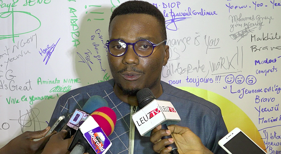 PARTICIPATION CITOYENNE :  600 millions F CFA pour le soutien de l'émergence des jeunes