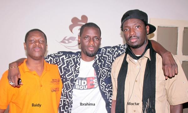 Festival vert-jaune-rouge :  Le groupe Bideew Bou Bess célèbre le Sénégal
