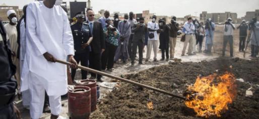DROGUE :  Elaboration d'un Plan stratégique national de lutte