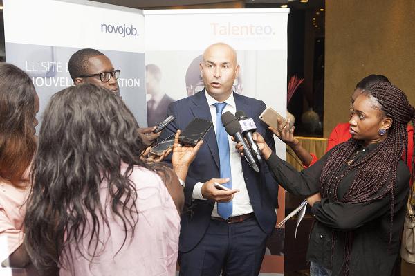 Lancement officiel de Novojob Sénégal : le E. Recrutement une nouvelle génération