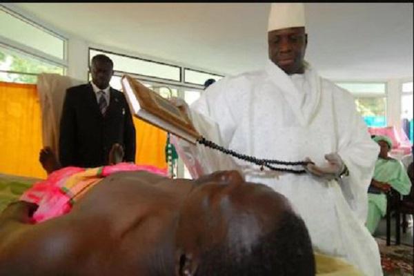 Gambie : des malades du Sida portent plainte contre Yahya Jammeh