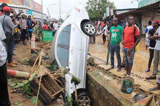 Catastrophe naturelle en Côte d'Ivoire : la commission de CEDEAO salue le courage et la mobilisation généreuse du peuple ivoirien